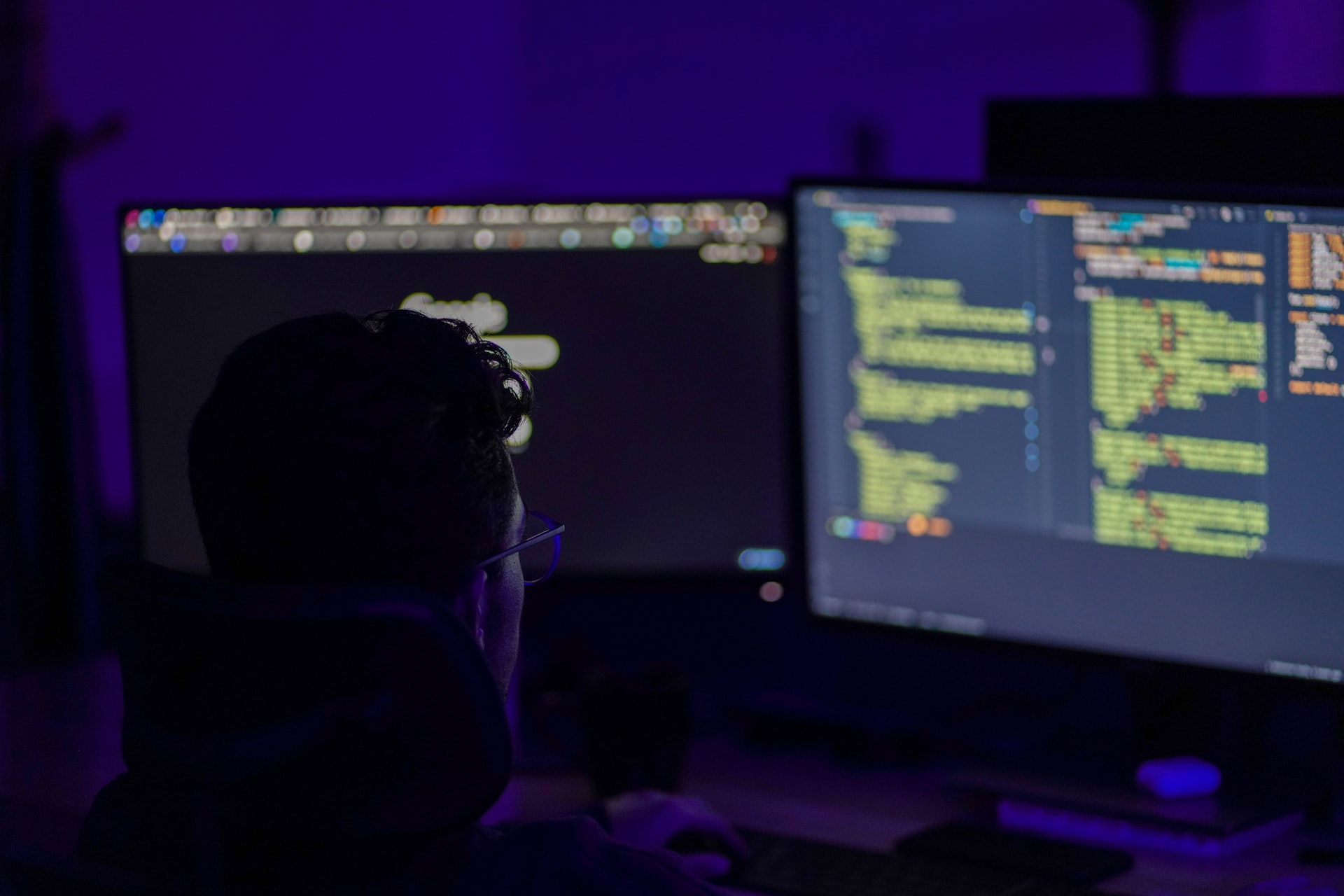 Cybersecurity Vector